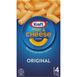 Photo of Kraft Mac And Cheese Quick Serve Meal Original 205g