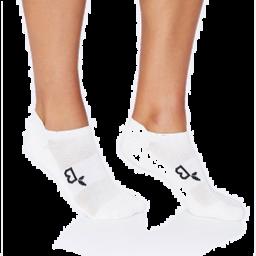 Photo of Womens Active Rib Mesh Sock White 3-9
