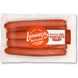 Photo of Leonards Frankfurters 500g