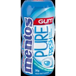 Photo of Mentos Pure Fresh Pocket Bottle Fresh Mint 30g 30g