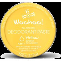 Photo of Woohoo Natural Deodorant Paste - Mellow
