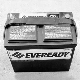 Photo of Eveready Car Battery 27f Fc4