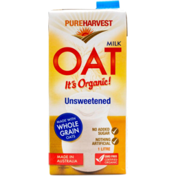 Photo of Pureharvest Oat Milk
