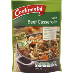 Photo of Continental Recipe Base Rich Beef Casserole 50g 50g