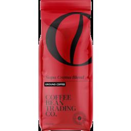 Photo of Coffee Bean Trading Co Supa Crema Blend Ground Coffee 250g