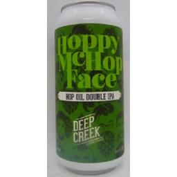 Photo of Deep Creek Hoppy McHopface Double IPA 440ml