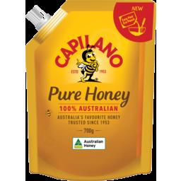 Photo of Capilano 100% Australian Pure Honey Pouch 700g