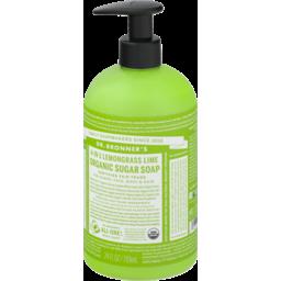 Photo of Lemongrass Lime Soap Pump 500ml