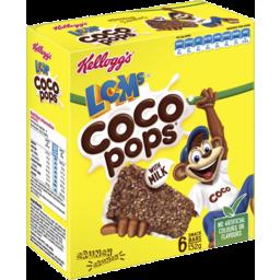 Photo of Kellogg's Lcms Coco Pops 6 Snack Bars 132g