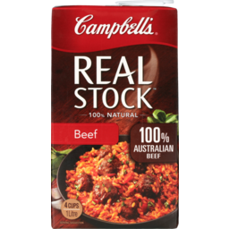 Photo of Campbells Real Stock  1lt