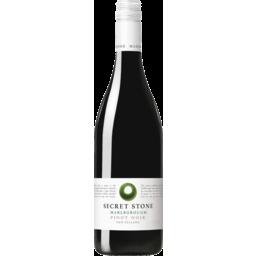 Photo of Secret Stone Marlborough Pinot Noir 750ml