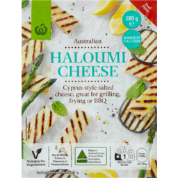 Photo of WW Haloumi 180g
