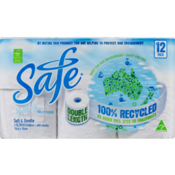 Photo of Safe Toilet Paper