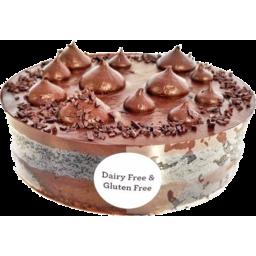 Photo of Divine Chocolate Cake Gluten Free & Dairy Free Small