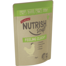 Photo of Continental Nutrish Soup Feeling Clucky 33gm