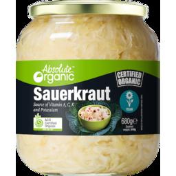 Photo of Absolute Organics Organic Sauerkraut 680g