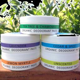 Photo of Three Mamas Deodorant Paste - Lemon Myrtle 100g