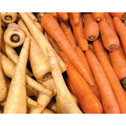 Photo of Carrots / Parsnips Pre Pack Tray 1KG