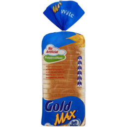 Photo of Gold Max White Toast Bread 650gm
