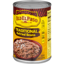 Photo of Old El Paso Traditional Refried Beans