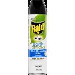 Photo of Raid Insct Spry E/Op Fik 320gm