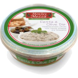 Photo of Monjay Fetta/Olive Dip 250g