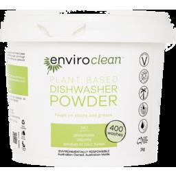 Photo of Enviro Clean - Dishwasher Powder