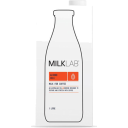 Photo of The Milk Lab Almond Milk 1l