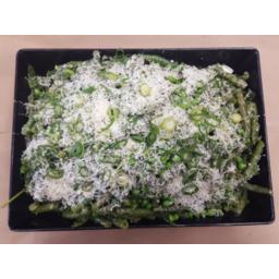 Photo of Chef Made Pea Bean & Parmesean Salad