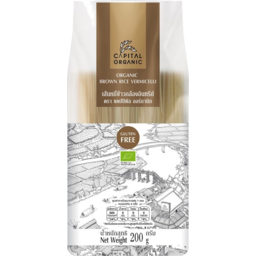Photo of Capital Organic - Brown Rice Vermicelli - 200g