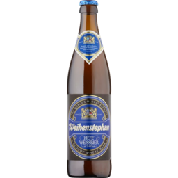 Photo of Weihenst Hefe Beer Btl 500ml