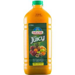 Photo of Juicy Isle Long Life Breakfast Juice 2L