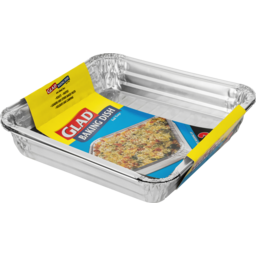 Photo of Glad Baking Dish Foil Trays 2 Pack