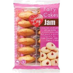 Photo of Susan Day Fairy Cakes Jam 6pk 300g