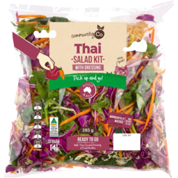 Photo of Community Co Salad Kit Thai 285gm