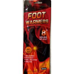 Photo of Adhesive Foot Warmers 1pair
