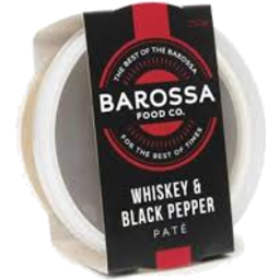 Photo of Barossa Whiskey/Pepper Pate 120g