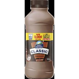 Photo of Dairy Farmers Classic Chocolate Milk 500ml