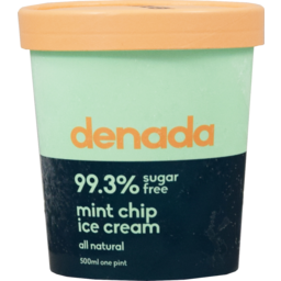 Photo of Denada Ice Cream Mint Chip 500ml
