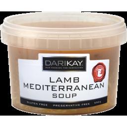 Photo of Dk Lamb Meditterranean Soup