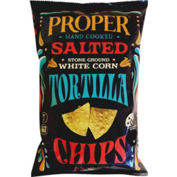 Photo of Proper Tortilla Chips Salted 170g