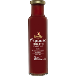 Photo of Rosella Organic Tomato Sauce 250ml