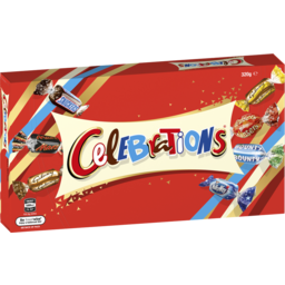 Photo of Celebrations Gift Box 320gm