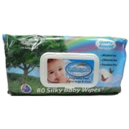 Photo of Rainbow Baby Wipes Scented 80pk