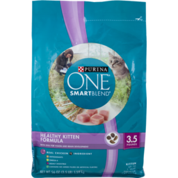 Photo of Purina One Smartblend Cat Food Healthy Kitten Formula