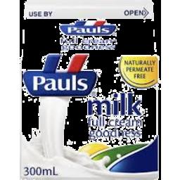 Photo of Pauls Whole Milk 300ml