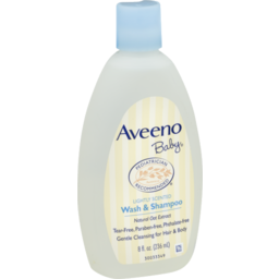 Photo of Aveeno Baby Wash & Shampoo Lightly Scented