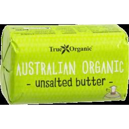 Photo of True Organic Butter - Unsalted (Australian)