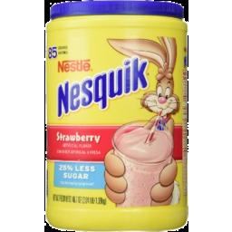 Photo of Nestle Nesquik Strawberry Mix
