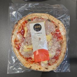 Photo of 400 Gradi Ham Pizza (Romana) 420g